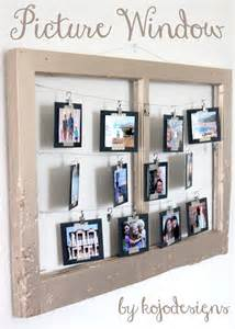 picture frame decor how to turn a reclaimed window into a metallic picture frame