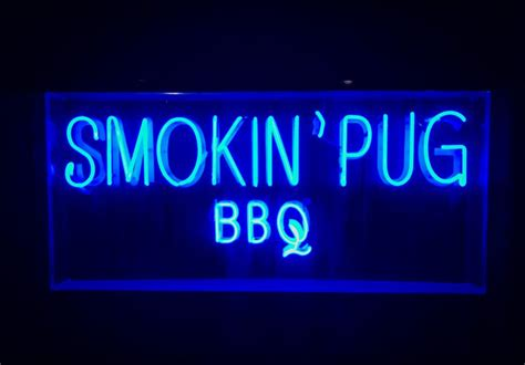 the smokin pug the smokin pug smokin ribs in the of bangkok at langsuan road