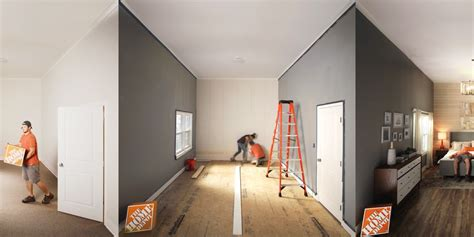 decorating whole house where to start the home depot packs whole diy projects start to finish