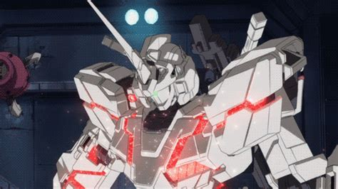 gundam gif wallpaper gundam unicorn on tumblr