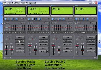 convexsoft dj audio mixer image full featured dj and beat convexsoft dj audio mixer 1 4 download free djaudiomix exe