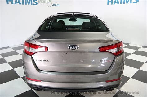 Kia Optima Sx T Gdi by 2013 Used Kia Optima Sx T Gdi At Haims Motors Serving Fort