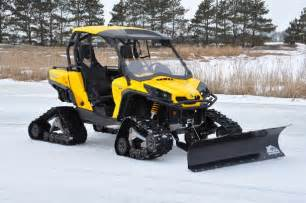 Snow Plow For Suzuki Atv Camso Tatou Utv 4s Kubota The World S Largest Tracks