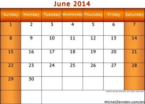 june 2014 calendar template june 2014 calendar printable 4 printable calendar 2014