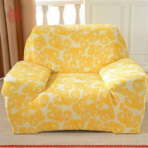 yellow sofa cover yellow sofa slipcover stretch sofa slipcover free shipping