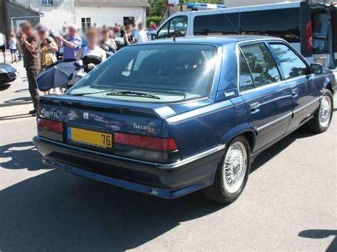 renault 25 v6 turbo renault 25 baccara v6 turbo 1990 1992 autos crois 233 es