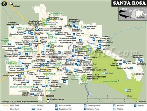 of california santa map santa rosa city map map of santa rosa california