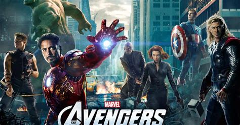 film terbaru marvel the avengers film marvel terbaru