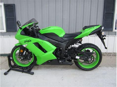 2008 Kawasaki Zx6r by 2008 Kawasaki Zx6r For Sale On 2040motos