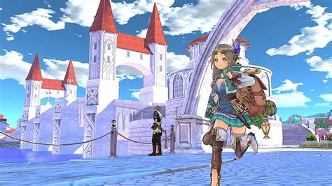 Kaset Ps4 Atelier Firis The Alchemist And The Mysterious Journey atelier firis gets new screenshots introducing new characters towns and villages more i