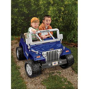 Jeep Rubicon Power Wheels 17 Best Images About Logan On Deere Ride