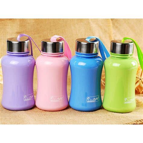 Botol Minum Plastik Style 290ml botol minum plastik style 290ml sm 8421 blue