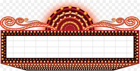 marquee clipart cinema marquee royalty free clip echo scores