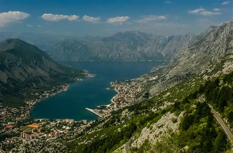 Most Beautiful Parks In The Us by Kotor Montenegro