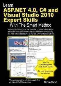 tutorial visual studio 2010 asp net learn asp net 4 0 c and visual studio 2010 expert skills