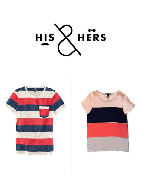 His Hers Shirts His Hers Shirts A Pair Of Pears