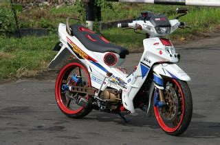 Handle R 150 Ride It modifikasi motor