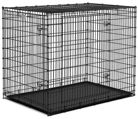 large metal crate midwest large breed heavy duty metal crate review