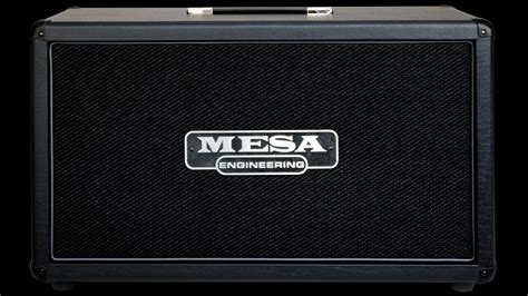 Mesa Boogie Cabinet by 2x12 Rectifier Horizontal Guitar Lifier Cabinet Mesa