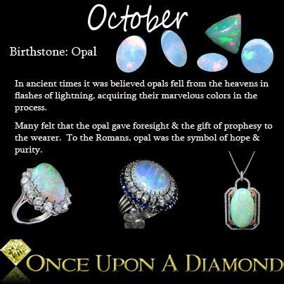 libra birthstone color october birthstone information lore october opal