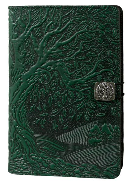 oberon design kindle cover leather covers and cases for amazon fire tablets tree of