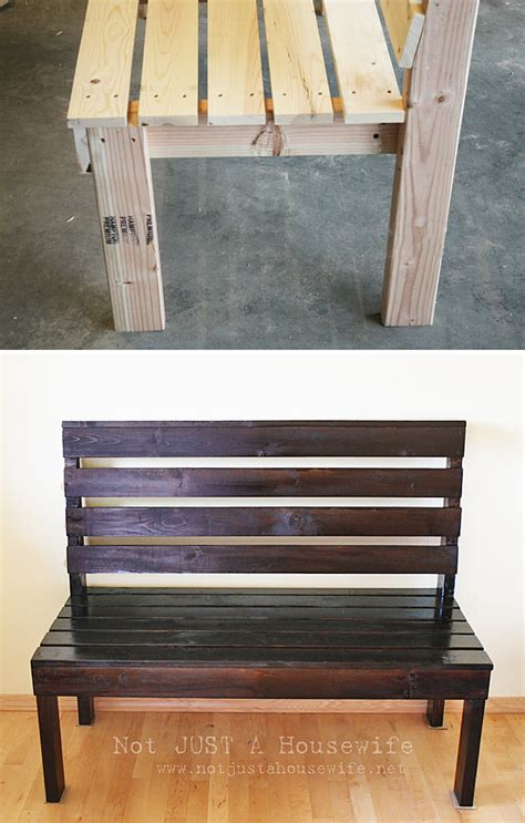 how to make an entryway bench 15 diy entryway bench projects decorating your small space