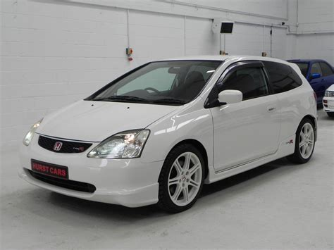 for sale honda civic type r used 2002 honda civic type r for sale in bedfordshire