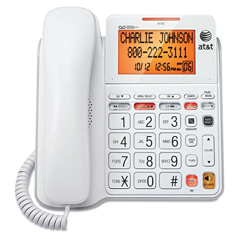 At T Phone Lookup 650530024054 Upc At T Corded Phone Answering System
