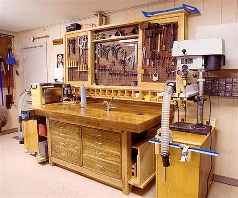 boat building workshop layout total garage makeover wood magazine