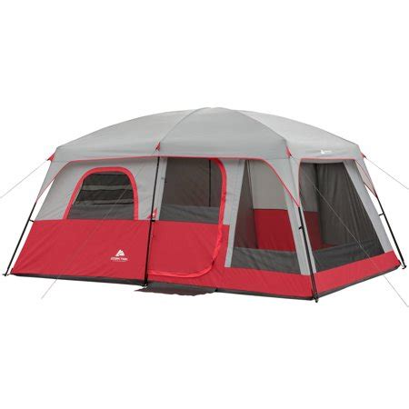 10 room tent for sale ozark trail 10 person 2 room cabin tent walmart