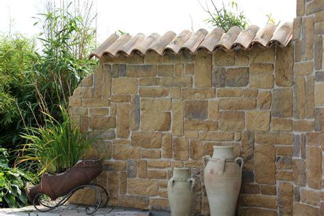 garten mauer awesome gartenmauer mediterran verputzt photos barsetka