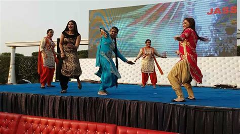 DJ Dancing Girls   Dance On Punjabi Songs   YouTube