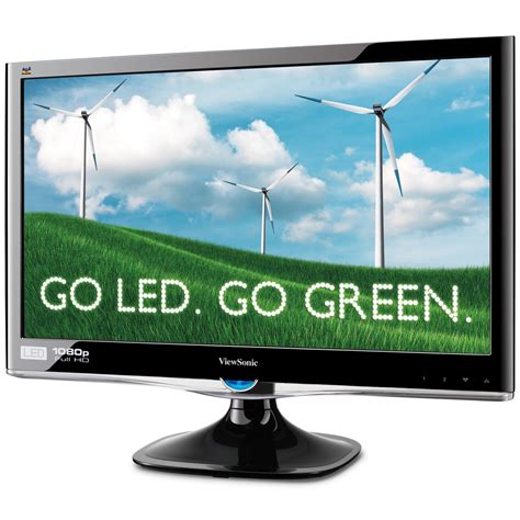 Tv Led Monitor Pc viewsonic vx2250wm led 22 inch widescreen hd 1080p