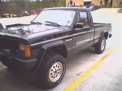 1991 jeep comanche eliminator mchunter 1991 jeep comanche regular cab specs photos