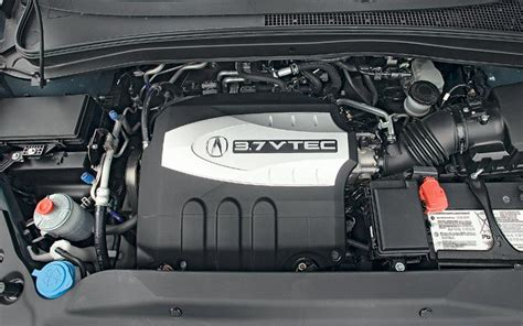 how cars engines work 2007 gmc acadia engine control acura mdx gmc acadia mazda cx 9 comparison motor trend