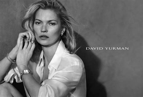 Kate Moss In by Kate Moss For David Yurman 2015 By Lindbergh
