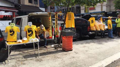 Kemeja Astro Merah bersih 5 berlangsung aman tanpa drama astro awani