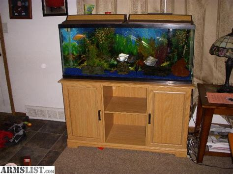 55 Gallon Stand armslist for sale 55 gallon fish tank with stand