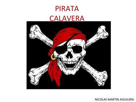 imagenes de calaveras piratas el pirata calavera