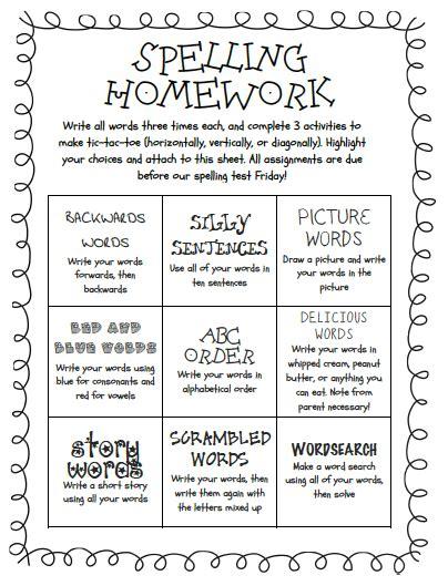 tic tac toe homework template tic tac toe homework template free best tic tac toe