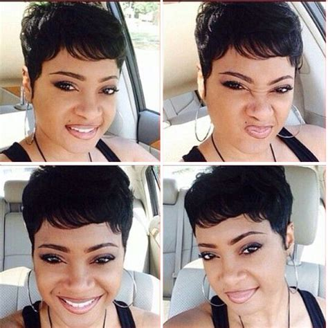pixie cut hairstyles using bump weave pictures short pixie haircuts hair weave 28 pieces cheap peruvian