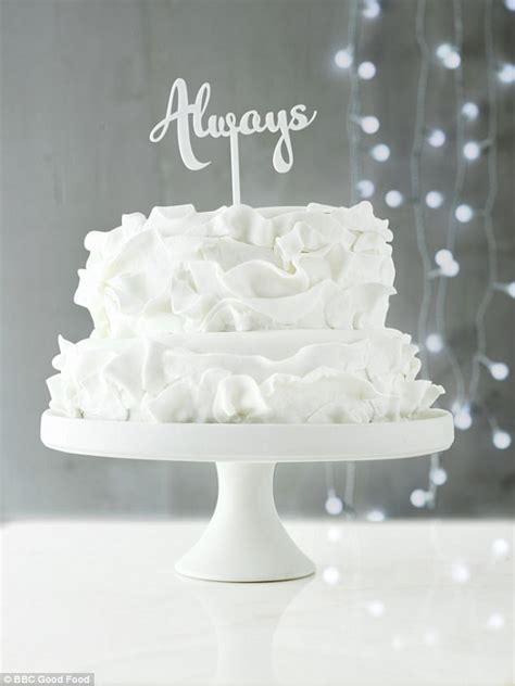 Wedding Cake Icing Options by Food Magazine Shares Easy Wedding Cake Recipe