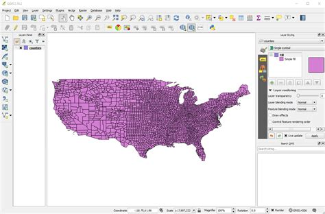 qgis tutorial mango how to create a map from a spreadsheet containing zip