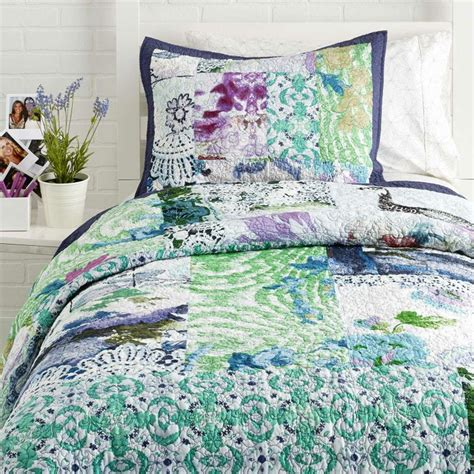 Poetic Wanderlust Quilt by Poetic Wanderlust By Tracy Porter Adrienne Quilt Duvet