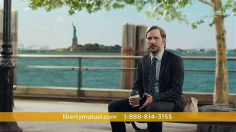 who is liberty mutual actress with coffee who is liberty mutual commercial actress with coffee