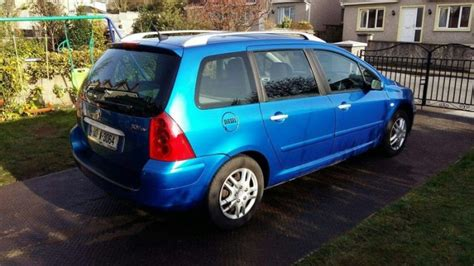 peugeot 307 7 seater for sale 2003 peugeot 307 diesel 7 seater for saleswap for in