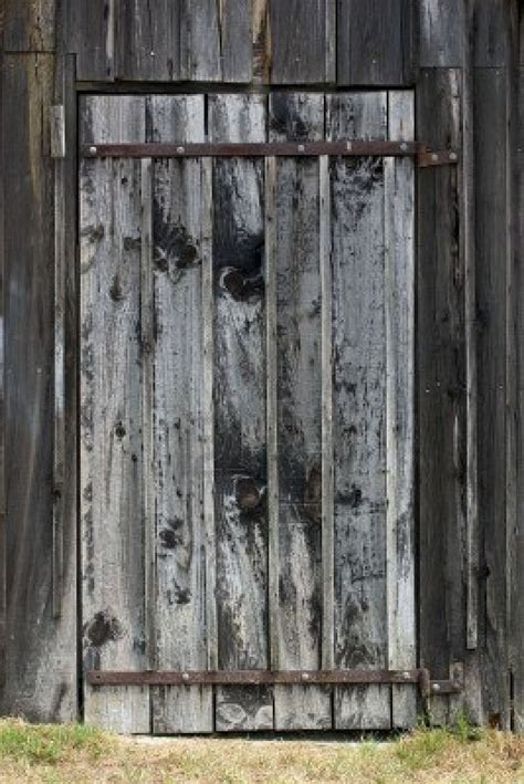 Cabin Door by