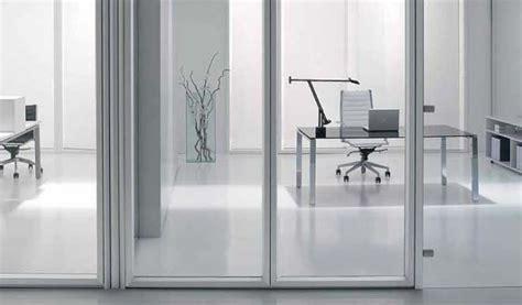 pareti in vetro per uffici pareti divisorie per ufficio