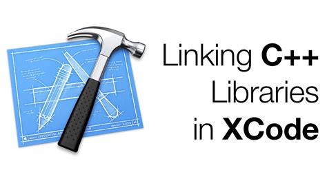 blender xcode tutorial how to link c librares in xcode specifically magick