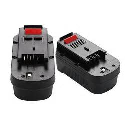 black decker 18v black decker hpb18 battery 2 pack crejoy black and